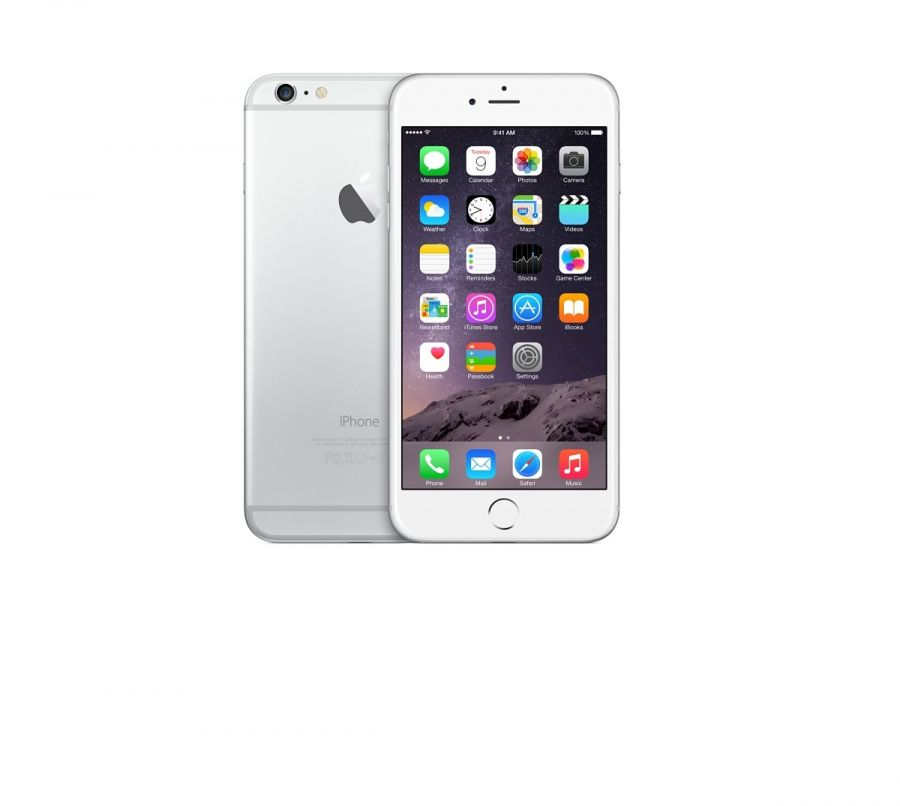 Смартфон Apple iPhone 6 Plus 128GB серебристый