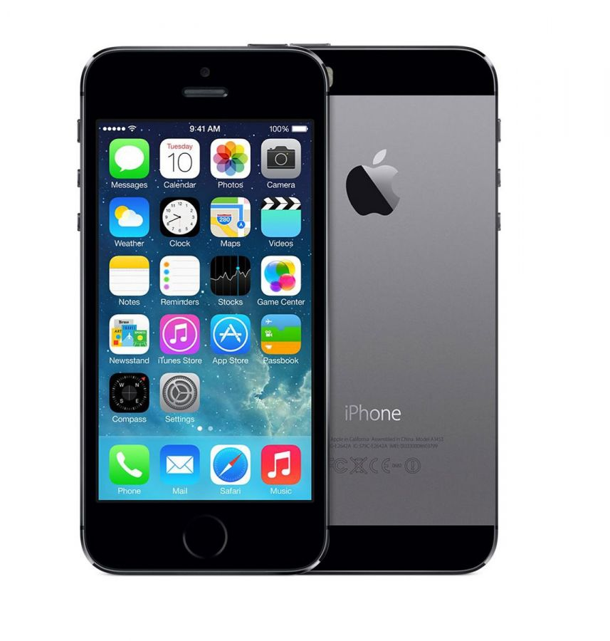 Apple iPhone 5S 16GB Серый космос