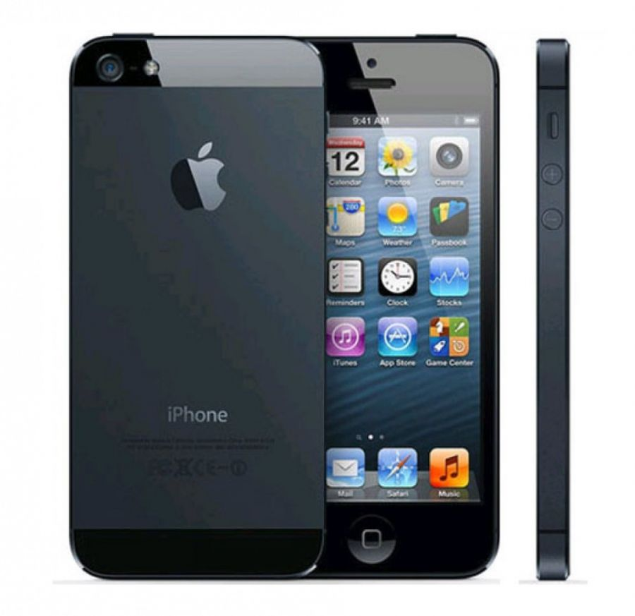 Apple iPhone 5 32GB черный
